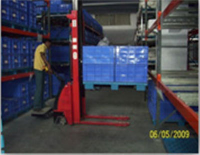 Palletized Handling